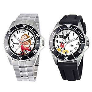 Customized Stainless Steel Watch for Men
