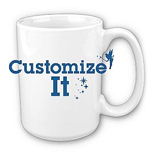 Customized D23 Mug -- 15-oz.