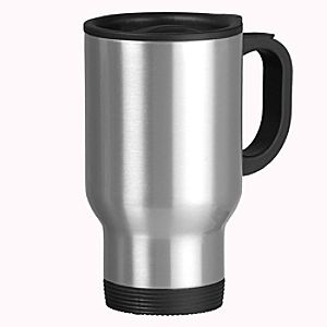 Customized D23 Stainless Steel Travel Mug - 15 oz.