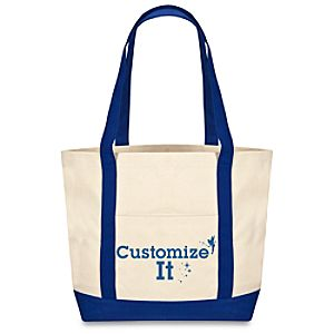 Customized D23 Disney Tote Bag