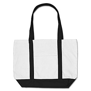 Customized Disney Tote Bag