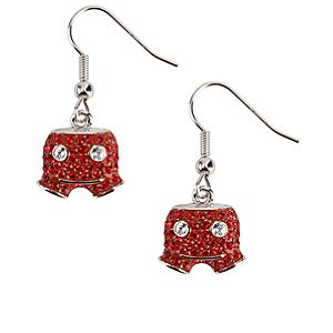 Mickey Mouse Shorts Earrings by Arribas