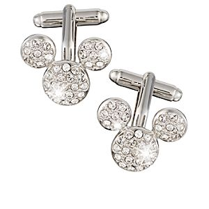 Mickey Mouse Icon Cufflinks by Arribas