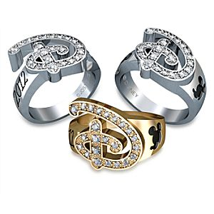 Disney Ring for Women by Jostens - Personalizable