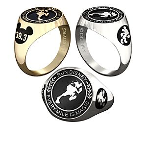 Goofy RunDisney Ring for Women by Jostens - Personalizable