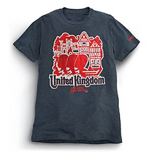 EPCOT 30th Anniversary Tee for Adults - United Kingdom