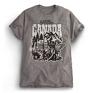 EPCOT 30th Anniversary Tee for Adults - Canada