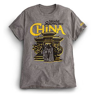 EPCOT 30th Anniversary Tee for Adults - China