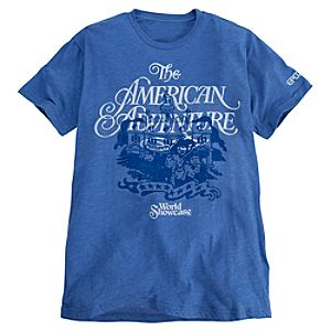 EPCOT 30th Anniversary Tee for Adults - American Adventure