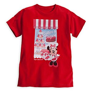 Minnie Mouse Bakers Dozen Tee for Women - Walt Disney World