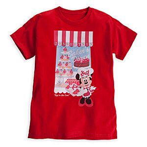 Minnie Mouse Bakers Dozen Tee for Women - Disneyland