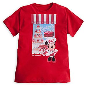 Minnie Mouse Bakers Dozen Tee for Adults - Walt Disney World