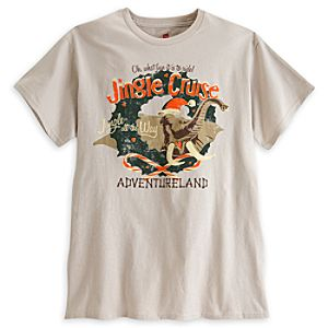 Jingle Cruise Tee for Men - Limited Availability