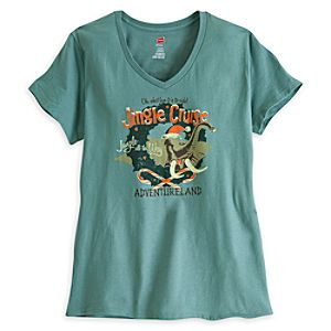 Jingle Cruise Tee for Women - Limited Availability