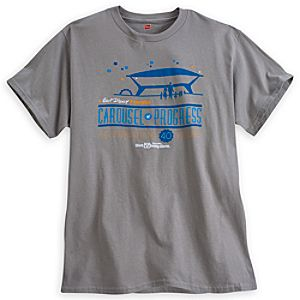 Carousel of Progress Tee for Adults - 40th Anniversary - Walt Disney World - Limited Availability