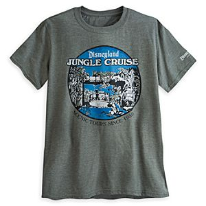 Jungle Cruise Tee for Adults - Disneyland - Limited Availability