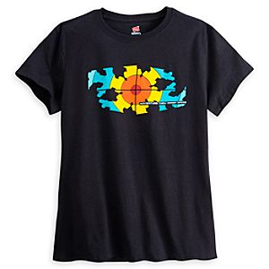 Adventure Thru Inner Space Tee for Women - Disneyland - Limited Availability