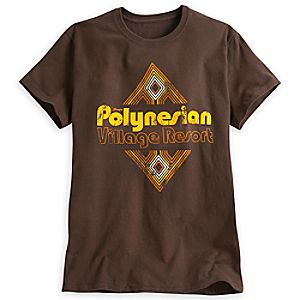 Disneys Polynesian Village Resort Tee for Women - Walt Disney World - Limited Availability