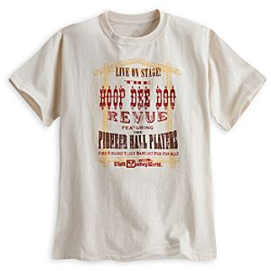 Hoop Dee Doo Revue Tee for Adults - Walt Disney World - Limited Availability