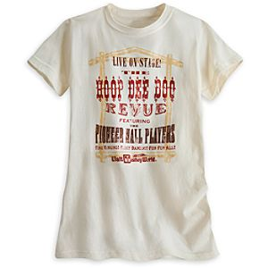 Hoop Dee Doo Revue Tee for Women - Walt Disney World - Limited Availability