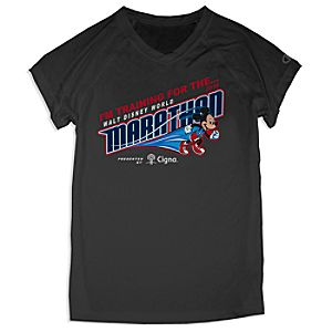 Walt Disney World Marathon Tee for Women - RunDisney 2016