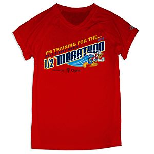 Walt Disney World Half Marathon Tee for Women - RunDisney 2016