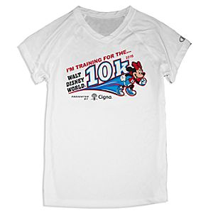 Walt Disney World 10K Tee for Women - RunDisney 2016