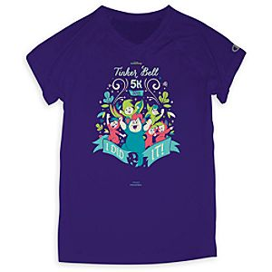 Tinker Bell 5K I Did It! Tee for Women - Limited Availability