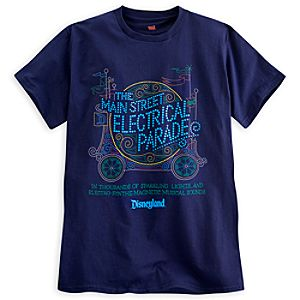 The Main Street Electrical Parade Tee for Adults - Limited Availability