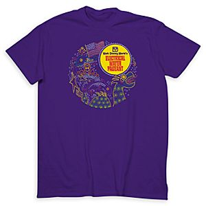 Electrical Water Pageant Tee for Adults - Walt Disney World - Limited Availability