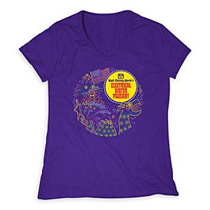Electrical Water Pageant Tee for Women - Walt Disney World - Limited Availability