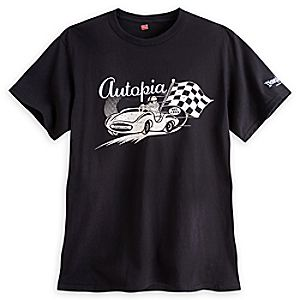 Autopia Tee for Adults - Disneyland - Limited Release