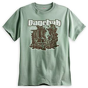 Star Tours Dagobah Tee for Adults - Limited Release