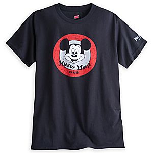 The Mickey Mouse Club 60th Anniversary Tee for Adults - Limited Release