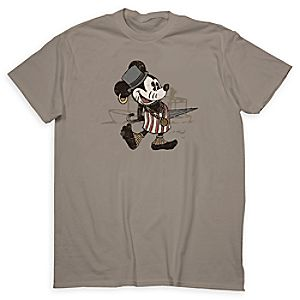 Mickey Mouse Jungle Cruise Tee for Adults - Limited Release
