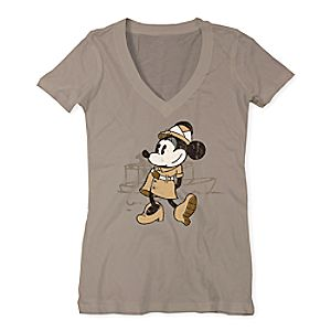 Minnie Mouse Jungle Cruise Tee for Women - Limited Release