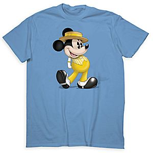 Mickey Mouse Main Street U.S.A. Tee for Adults - Limited Release