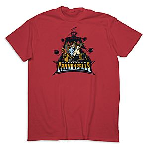 March Magic Tee for Adults - Caribbean Cannonballs - Disneyland - Limited Release