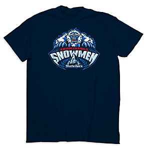 March Magic Tee for Adults - Matterhorn Abominable Snowmen - Disneyland - Limited Release