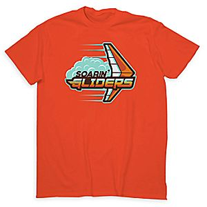 March Magic Tee for Adults - Soarin Gliders - Disneyland - Limited Release