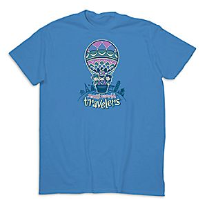 March Magic Tee for Adults - Small World Travelers - Disneyland - Limited Release