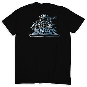 March Magic Tee for Adults - Space Mountain Blast - Walt Disney World - Limited Release