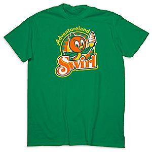March Magic Tee for Adults - Adventureland Swirl - Walt Disney World - Limited Release