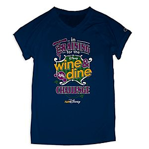 runDisney Performance Tee for Women by Champion® - Disney Wine and Dine Challenge 2016