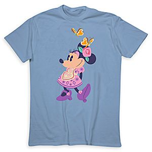 Minnie Mouse Mad Tea Party Tee for Women - Limited Release