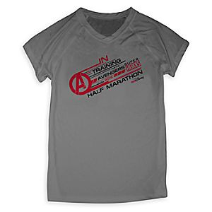 Avengers Half Marathon 2016 runDisney Performance Tee for Women by Champion®