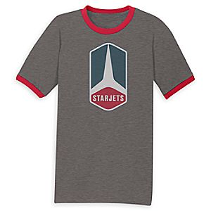Star Jets Logo Tee for Adults - Walt Disney World - Limited Release