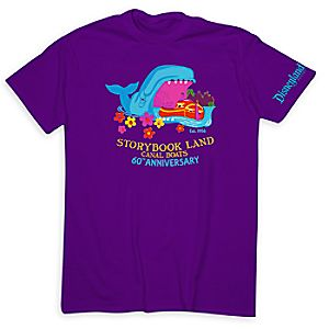 Storybook Land Tee for Adults - Disneyland - Limited Release