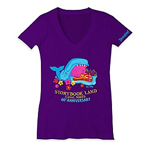 Storybook Land Tee for Women - Disneyland - Limited Release