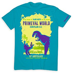 Primeval World Tee for Adults - Disneyland - Limited Release
